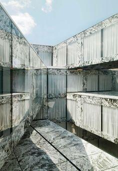 wiel artesHQ Zurich onyx marble patter