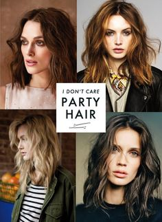 I don't care - Party Hair