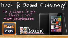 nexus 7 giveaway 2 Back To School Giveaway  Win a New Nexus 7 from EduPad !!