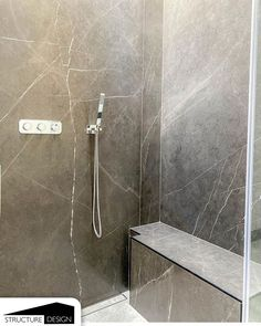 Creating every bathroom requires exceptional attention to detail to ensure that the aesthetics work with functionality. Home Interior Design, Interior Decorating, Property Development, Modern Bathroom Design, Bathroom Styling, Porcelain Tile, Architecture Design, Door Handles, Sweet Home