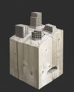 Svindersberg Date : 2017 Location : Nacka Status : Competition with Sjöblom Freij Arkitekter Client : Oscar Properties Maquette Architecture, Architecture Model Making, Landscape Architecture, Architecture Design, Landscape Model, Arch Model, Design Model, Home Art, Presentation
