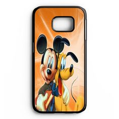 Disney Mickey Mouse Action Samsung Galaxy S6 Edge Plus Case