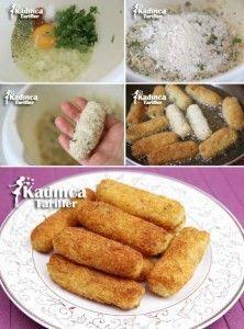 Pirinç Köftesi Tarifi Turkish Recipes, Ethnic Recipes, Vegetarian Recipes, Cooking Recipes, Roasted Meat, Food Pictures, Food And Drink, Snacks, Meals