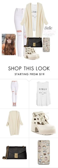 """Sin título #658"" by mafer-cmxxi on Polyvore featuring moda, MANGO, Shellys y Calvin Klein"