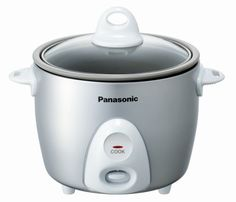 Panasonic SRG06FG 3.3-Cup (Uncooked) Automatic Rice Cooker for $29.95