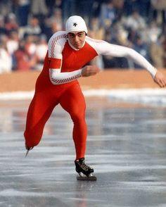 Boucher, Gaétan - Patinage de vitesse - Exploraré Canada, Alaska, Olympics, Style, Skating, Athlete, Men, Photography