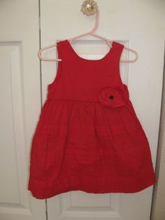 JANIE AND JACK dress/shoes 12 18 MONTHS in **EXCELLENT CONDITION**