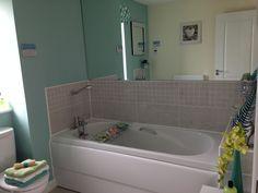 Fusion Show home Bathroom