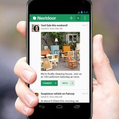 Check out Nextdoor, the social network designed specifically for neighborhoods.