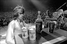 Well maybe I'll just have a Coke rolling stones in concert | Stones photo album pt.1 » Rolling Stones concert