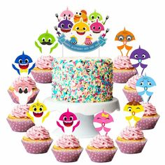 COCO Movie Party PLATES CAKE 30PCS Treats Supplies Decoration Dia de Muertos Boy