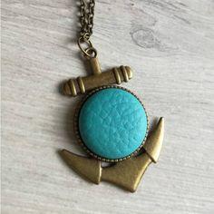 Nyaklánc marine türkizkék Drop Earrings, Jewelry, Fashion, Moda, Jewlery, Jewerly, Fashion Styles, Schmuck, Drop Earring