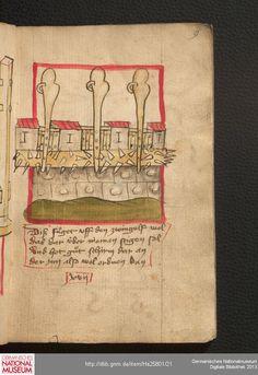 Feuerwerkbuch 1420-25 Hs 25801  Folio 9r