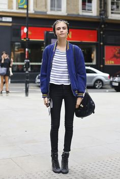 cara delevingne style