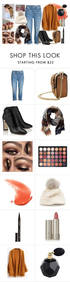"""""""Fall <3"""" by chalotteleah on Polyvore featuring TravelSmith, Morphe, SIJJL, Smith & Cult and Ilia"""