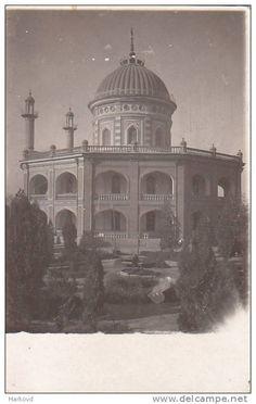 00562 TURKMENISTAN Ashgabat mosque 1934