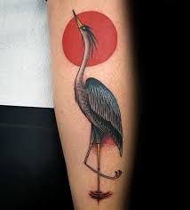 Image result for heron tattoo