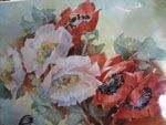 Poppies by Alzora Zaremba