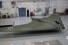 """The Horten Ho 229 was a late-World War II Nazi German prototype fighter/bomber…"