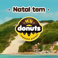 Agora você também vai poder se deliciar com os melhores Donuts estilo americano em Natal. #sigam esta novidade a partir de hoje... #mrdonuts #donuts #loveit #natal #pontanegra http://ift.tt/1QqHdq0