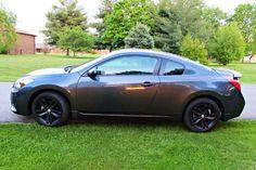 My beautiful 2012 Nissan Altima Coupe.