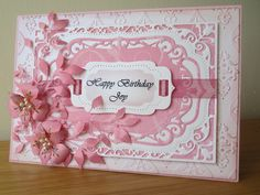 Floral Fantasies: Happy 4th Birthday Allsorts
