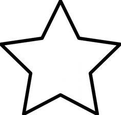 kleurprent ster - Google zoeken