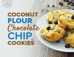 CoconutFlourChocolateChipCookies