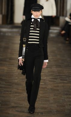 Ralph Lauren Winter/Spring | New York Fashion Week: Ralph Lauren autumn/winter 2013 in pictures ...