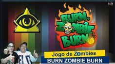 burn zombie burn - gameplay