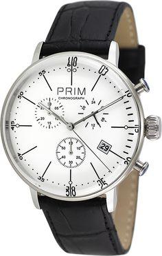Prim W01P.10223.A Watches, Leather, Accessories, Vintage, Wristwatches, Clocks, Vintage Comics, Jewelry Accessories