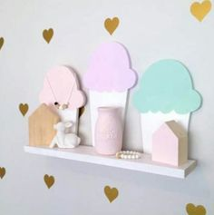 icecream shelf
