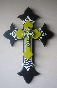 Stacked Crosses