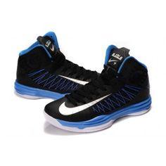 Nike Lunar Hyperdunk X 2012 Women Shoes Black Blue Purple Womens Basketball  Shoes b690ef03f4c