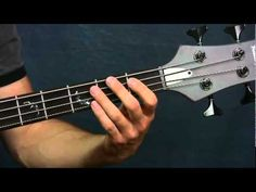 bass guitar lessons man in a box alice in chains