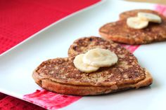 3 Ingredient Peanut Butter Banana Pancakes