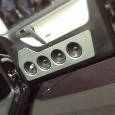 custom door panels demo car speaker cars car audio cool sound