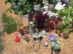 2011 Gnome Garden Near Pond