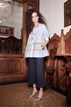 Rossella Jardini коллекция | Коллекции весна-лето 2017 | Милан | VOGUE