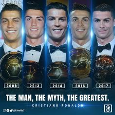 """all-about-cr7:""""Why he doesn't receive his 6th Ballon D'Or tonight is beyond comprehension."""" Cristiano Ronaldo 7, Cristiano Ronaldo Celebration, Messi Vs Ronaldo, Cristiano Ronaldo Wallpapers, Ronaldo Football, Lionel Messi, Ronaldo Real Madrid, Soccer Memes, Football Memes"""