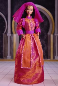 Moroccan Barbie® Doll   The Barbie Collection 1999