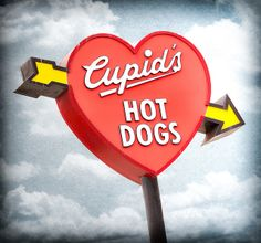 My Fav! There is nothing like an original cupids snapping hot dog with mustard onions and chili!