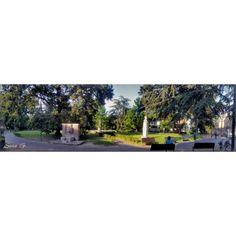 Parco Massari. Il Giardino dei Finzi-Contini. #MyFerrara #comunediFerrara #igersferrara #Ferrara