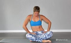 Diastasis recti occurs when your abdominal wall begins to separate during pregnancy. Try these yoga poses to aid in diastasis recti recovery. Fitness Workouts, Yoga Fitness, Diastasis Recti Exercises, Hip Opening Yoga, Yoga Poses For Back, Free Yoga Videos, Sup Yoga, Restorative Yoga, Kundalini Yoga