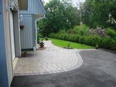 asfalt kant betongsten