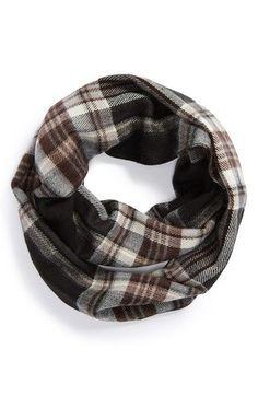 38a40ce20ba44 Plaid Infinity Scarf Plaid Infinity Scarf, Plaid Scarf, Ways To Wear A Scarf ,