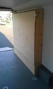 Image result for cargo trailer murphy bed