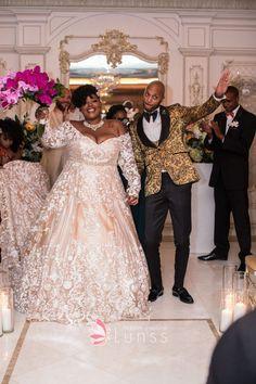 Plus Size Wedding Gowns, Plus Size Gowns, Dream Wedding Dresses, Bridal Dresses, Bridesmaid Dresses, Modest Wedding, Boho Wedding, Wedding Band, Plus Size Brides