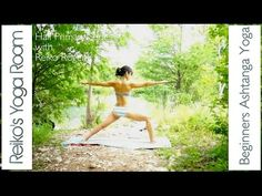 ▶ Beginner Ashtanga Yoga - Half Primary Class - - YouTube