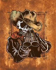 This will definitely be my next tattoo - only a cowgirl ;)  LOVE IT!